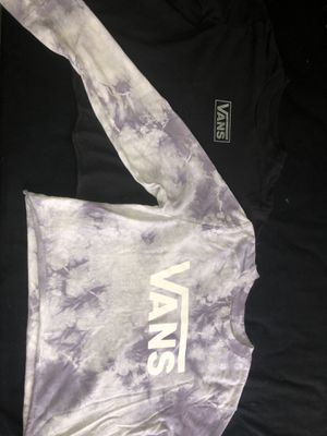 Vans long sleeve for Sale in Tulare, CA