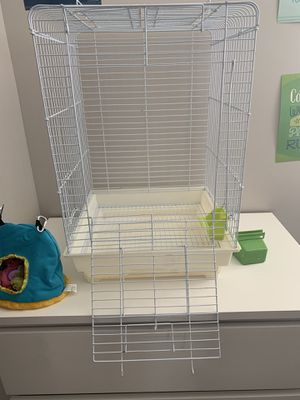 Bird cage with stand for Sale in Redondo Beach, CA