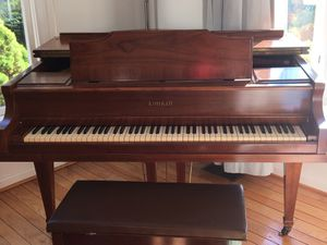 Baby grand Kimball piano for Sale in Rockville, MD