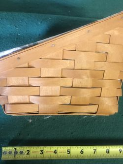 Longaberger Basket for Sale in Chino,  CA