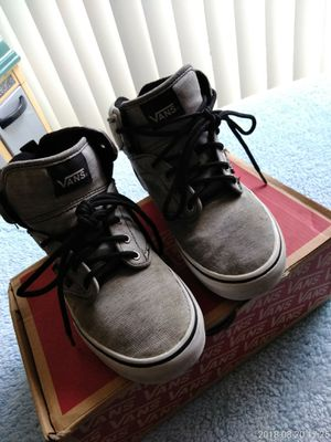 VANS size 2 for Sale in Silver Spring, MD