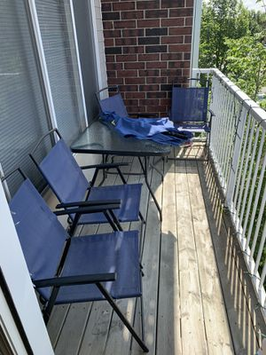 6 Piece Patio Furniture Set for Sale in Minneapolis, MN