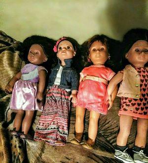 """!! 4 18"""" Fashion Dolls for Sale in San Fernando, CA"""