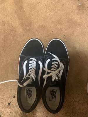 Size 12 vans 20 for Sale in Cleveland, OH
