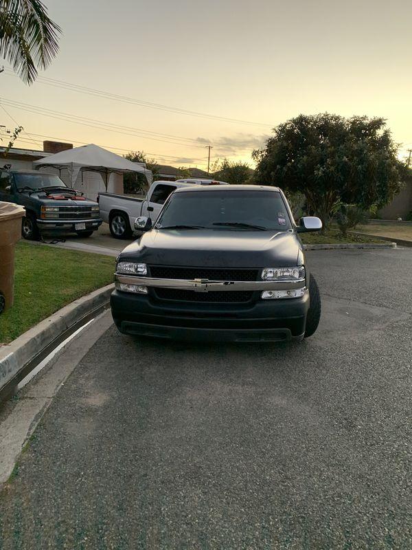 HD Chevy Silverado