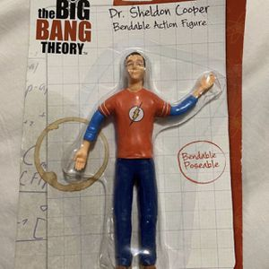 Big Bang Theory action figure for Sale in Vancouver, WA