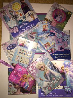 Frozen toy bundle, set B for Sale in Victorville, CA