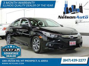 2016 Honda Civic Sedan for Sale in Mount Prospect, IL