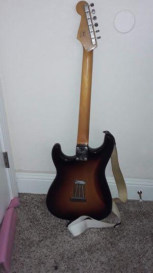 Fender Classic Vibe 60's Squier Stratocaster (Sunburst) for Sale in Fresno, CA