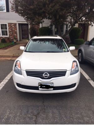 2009 Nissan Altima hybrid *gas saver* for Sale in Manassas, VA