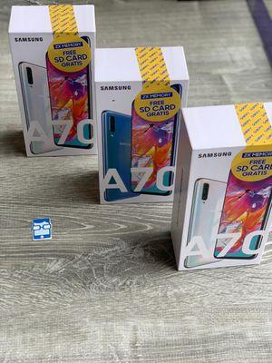 Samsung Galaxy A70 Unlocked for Sale in Tacoma, WA