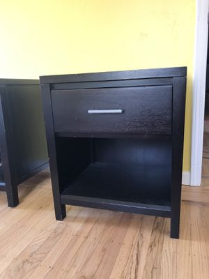 Side tables/nightstands for sale! for Sale in Sacramento, CA