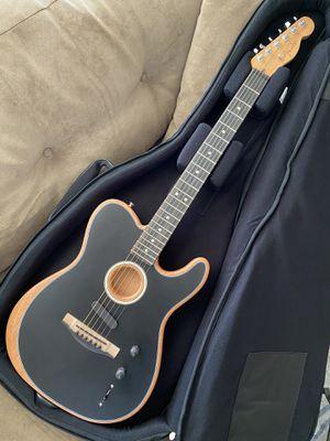 Fender American Acoustasonic Telecaster guitar for Sale in South Gate, CA