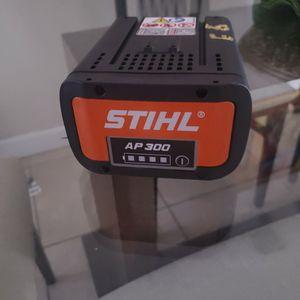 STHL BATTERY for Sale in Opa-locka, FL