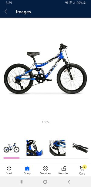 "2- 20"" mountain bikes hyper system 20 boys kids bicycle for Sale in Willow Spring, NC"