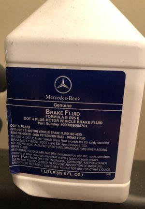 Mercedes Benz Break fluid for Sale in Perris, CA