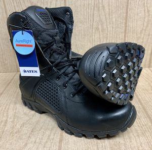 NWT Bates 7008 Mens 8 Inch Strike Side Zip Waterproof Tactical Boot 11.5D (M) US for Sale in Columbia, SC