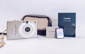 Canon PowerShot SD1000 7.1MP Digital Camera for Sale in Newtown, PA