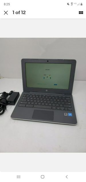 HP 11 G7 EE 11.6 inch Chromebook - Gray#21 for Sale in Glendale, AZ