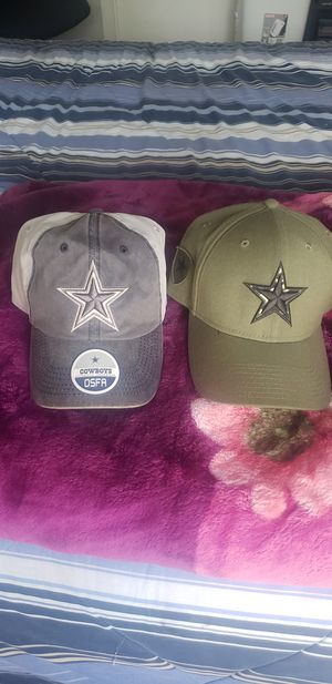 Dallas Cowboys hats for Sale in Dallas, TX