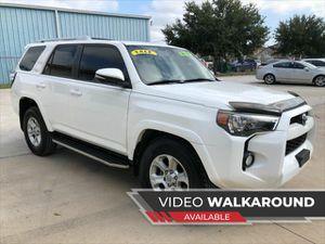 2014 Toyota 4Runner for Sale in Houston, TX