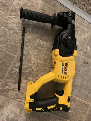 Dewalt brushless rotary hammer drill 20v tool only for Sale in Everett, WA