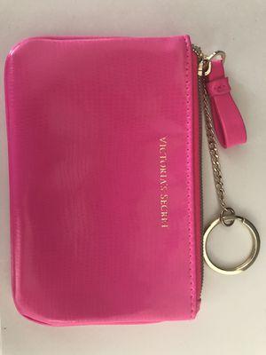 Victoria's Secret wallet pouch purse key ring for Sale in Arlington, VA
