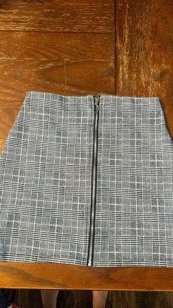 Plaid mini skirt for Sale in Wichita,  KS