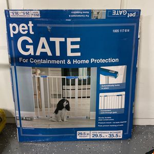 Pet Gate for Sale in Sacramento, CA