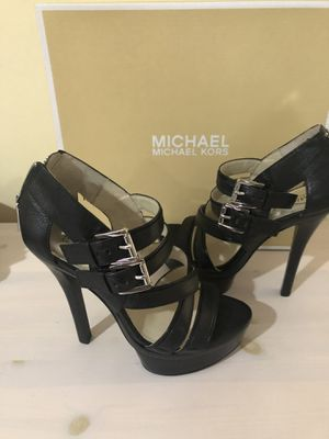 High heels 5.5 black for Sale in Fairfax, VA
