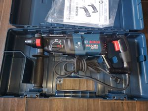 Bosch hammer drill for Sale in Houston, TX