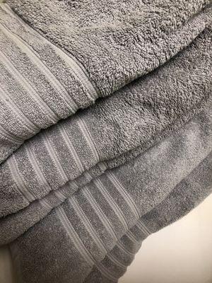 Five Hotel Collection Bath Sheets for Sale in Pompano Beach, FL