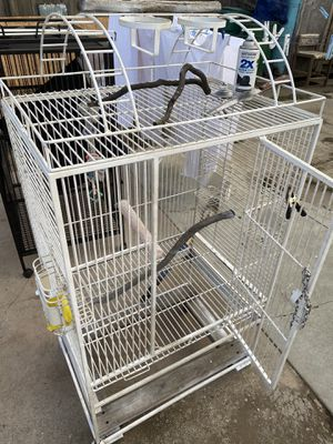 Bird and parrot cage for Sale in Mount MADONNA, CA