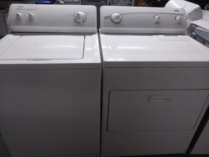 KENMORE TOP LOAD WASHER AND DRYER SET for Sale in La Habra, CA