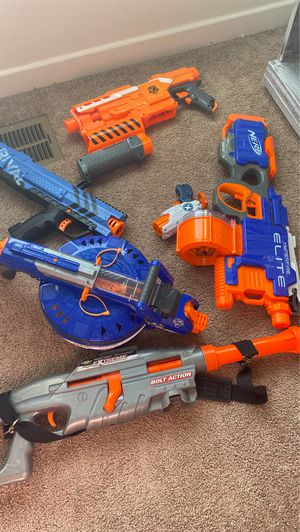 Nerf guns for Sale in NM, US