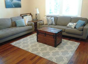 Sofa and chaise lounge for Sale in St. Petersburg, FL