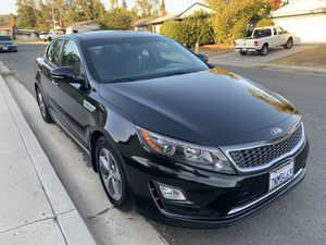 2015 Kia Optima Hybrid for Sale in El Cajon, CA