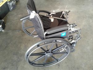 Brand new wheel chair with leg rest and brand new walker for Sale in Paramount, CA