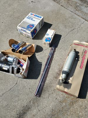 Wagner, Duralast truck parts for Sale in Piedmont, CA