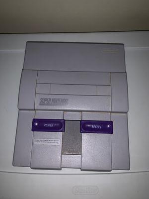 Original Super Nintendo for Sale in Columbus, OH