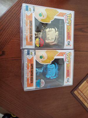 Chrome Vegeta Twins! for Sale in Costa Mesa, CA