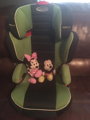 GRACO booster car seat for Sale in Arlington, TX
