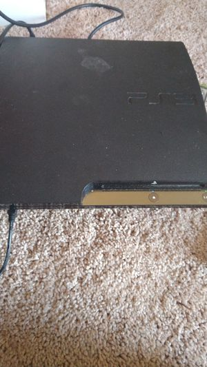 PS3 slim for Sale in Greenwood, IN