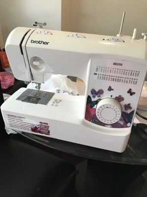 Brother sewing machine with 37 different lines for Sale in Brooklyn, NY