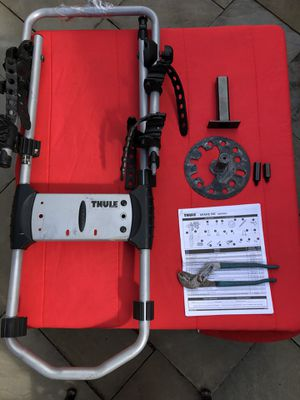 Thule Spare Me Pro bike rack. for Sale in Saint Paul, MN