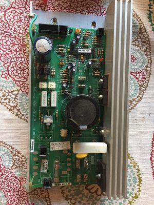 Treadmill board mc-2100 rev B - Nordic Tracy or Proform for Sale in Chula Vista, CA