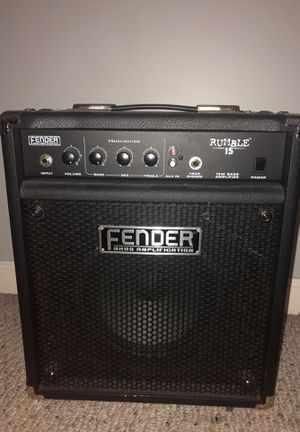 dope bass/guitar amp for Sale in Lexington, KY