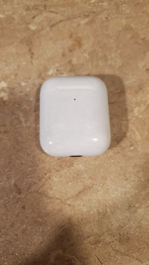 Apple airpods wireless charging case ( airpods not included ) for Sale in Canal Winchester, OH