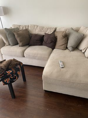 Love Seat and Chaise for sell! for Sale in Washington, DC