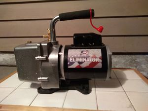 Jb eliminater Freon vaccum pump for Sale in Bethesda, MD